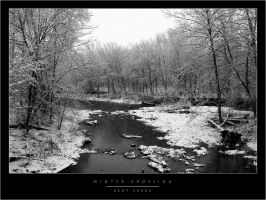 Winter Crossing by wulfster