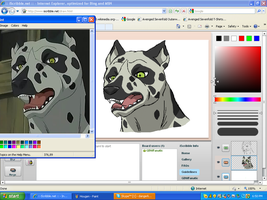 iScribble Hougen by Shadougeluver628