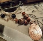 Assassin's creed cooper etched necklace of awesome by Destinyfall