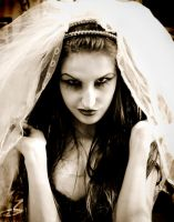 Gothic Bride by Mousellyca