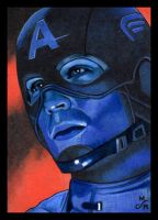 CAPTAIN AMERICA PSC by MJasonReed