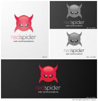 redspider- logo design by xnapflyice