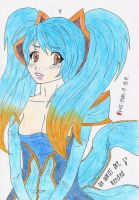 SONA - The Maven Of The Strings by ii-ris-chan