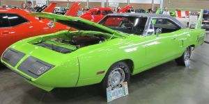 70 Plymouth Superbird w/440 + six pack by zypherion