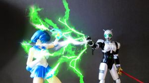 SH FIguarts Sailor Mercury VS Shadow Moon 02 by Digger318