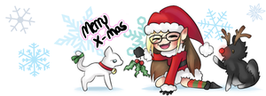 Merry Christmas! by echi-chan1
