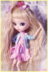 Lila my Pullip by lulysalle