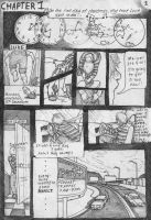 Twelve Days - Chapter One, Page One by Dogviolet