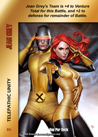 Jean Grey Special - Telepathic Unity by overpower-3rd