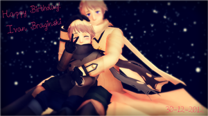 MMD: Happy Birthday Russia [APH] by xXChibi-SenpaiXx
