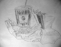 Lunch by MikeWeasel