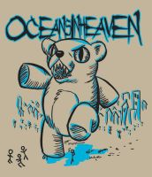 oceansinheaven shirt design by shannonott