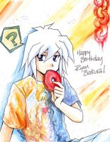 Happy Birthday Ryou Bakura by Achiru-et-al