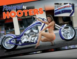 HOOTER BIKE by VENGEMEDIA