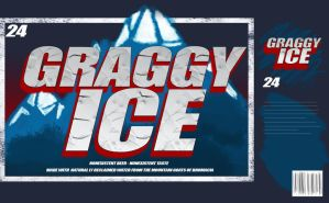 Graggy Ice detail by lsomething