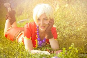 Kid - Chrono Cross by MyralCosplay