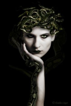 Medusa by emilieleger
