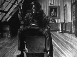 SWEENEY TODD by AngelasPortraits