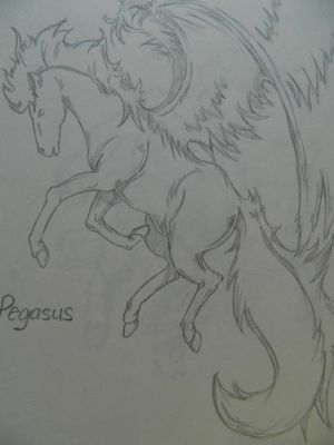 (Nature) Tier 5 - Pegasus