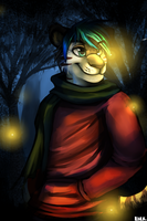 Fireflies by That-CrazyCat