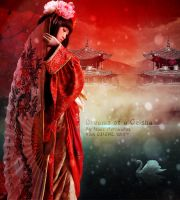 Dreams of a Geisha by midasdesign08