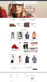 Shopsters - Multiconcept ecommerce PSD Template by pixel-industry