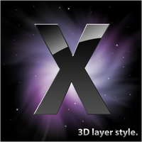 Leopard X Layer Style by web-meister
