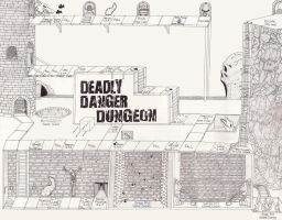 Deadly Danger Dungeon 2010 by unBAILEYvable