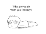 Lazy by neloyd