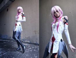 Guilty crown cosplay - Inori by NatalieCartman
