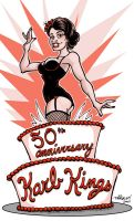 Karb Kings 50th Anniversary by paigey