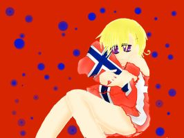 Norway by chibi-nao15