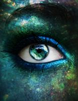 Earth Eye by Strange-B
