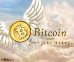 Bitcoin - free your money by Vaporeon249