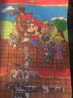paper mario the thousand year by nintenfan96