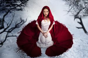 Red Riding Hood by Stetsenko