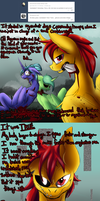 Chattering Teeth 002 - Cannibalism, Part 3 by AgentesinRebus