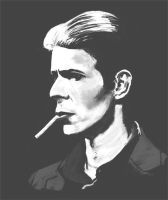 The Thin White Duke by JuanjoArdana