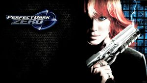 Perfect Dark Zero 4K by NEO-Musume