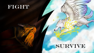Fight And Survive by sandra9666
