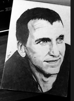 Christopher Eccleston by Ninven