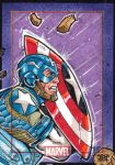 MARVEL 75th - CAPTAIN AMERICA by JASONS21