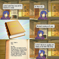 Fire Emblem Comic: Chapter 8, page 1 by HeartfulPeach