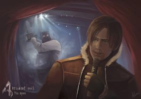 Resident Evil: The Opera by AlineMendes