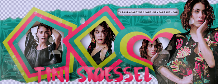 Portada Cool Colors Tini Stoessel by TutosByCandyDesigns