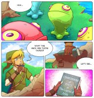 New Zelda Collab! by CauseImDanJones