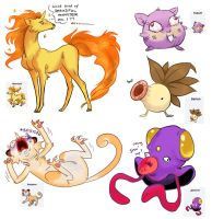 Pokemon Fusions 4 by french-teapot