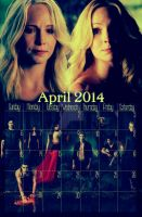 TVD April - 2014 by angiezinha