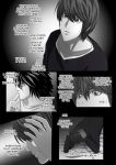 Death Note Doujinshi Page 90 by Shaami