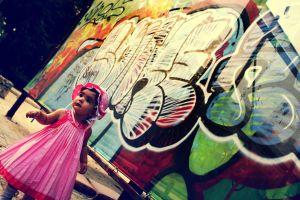 urban girl by Anestis9985